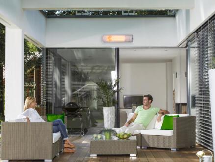 Practo Hera elektrische terrasverwarmer 1500W