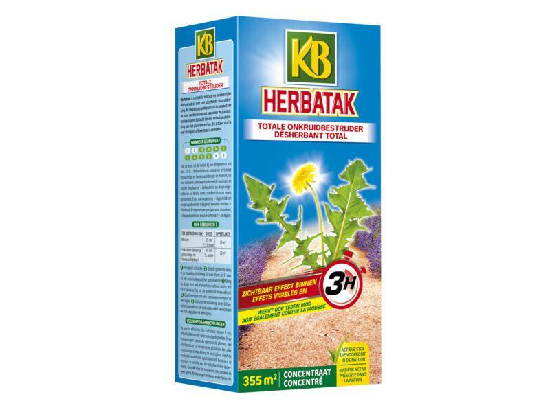 Herbatak anti-onkruid & anti-mos 800ml