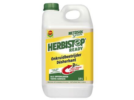 Compo Herbistop Ready désherbant toutes surfaces 2,5l