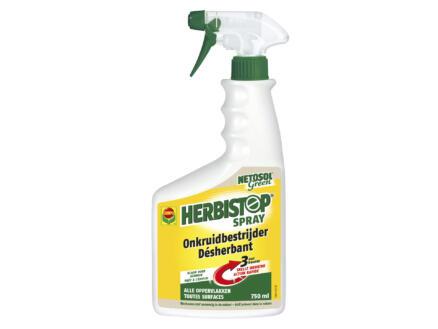 Compo Herbistop Spray désherbant toutes surfaces 750ml