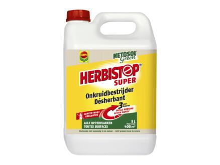 Compo Herbistop Super désherbant toutes surfaces 5l