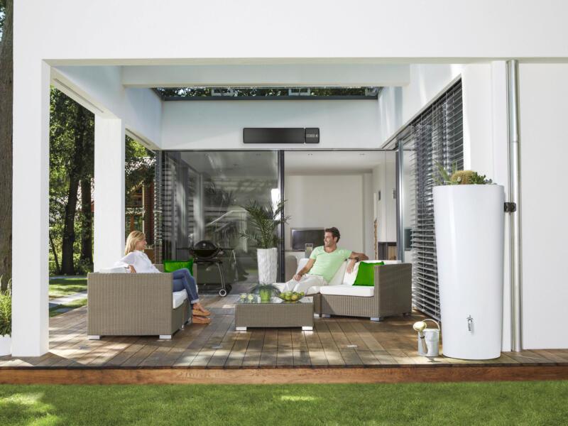 Practo Garden Hermes chauffage de terrasse électrique 1500W