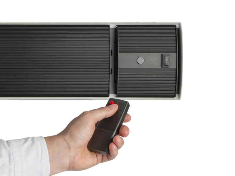Practo Garden Hermes elektrische terrasverwarmer 1500W