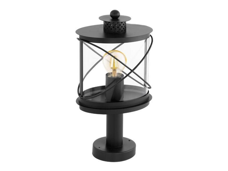 Eglo Hilburn lampe de table E27 max. 60W noir