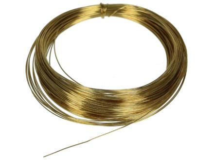 Mack Hobby fil à ligature 22m 35mm cuivre