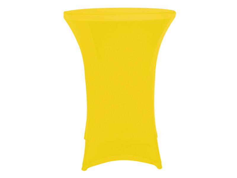 Toolland Hoes voor statafel geel