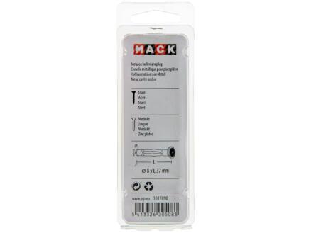 Mack Hollewandpluggen 8x37 mm 4 stuks