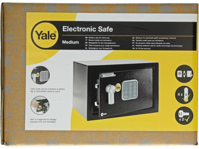 Yale Home Safe 25x35x27 cm