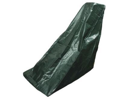 Toolland Housse de protection tondeuse à gazon 99x56x103 cm