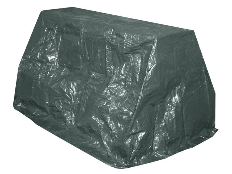 Toolland Housse de protection tondeuse autoportée 165x110x100 cm
