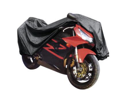 Carpoint Housse moto universelle 245x80x145 cm