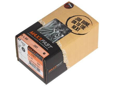 Maxxfast Houtschroeven TX 50x5 mm verzinkt 200 stuks