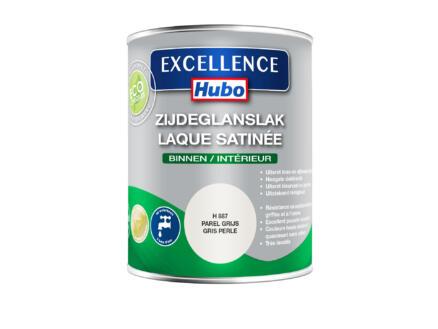 Hubo Excellence laque satin 0,75l gris perle