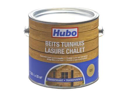 Hubo beits tuinhuis transparant 2,5l kleurloos