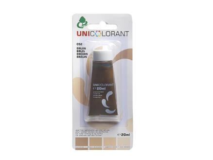 Hubo colorant universel 20ml brun