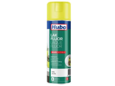 Hubo fluor lakspray 0,4l geel