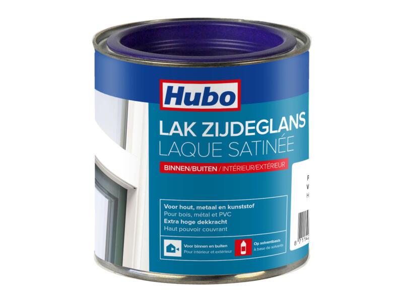 Hubo lak zijdeglans 0,25l paars