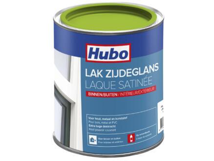 Hubo lak zijdeglans 0,75l fel limoen