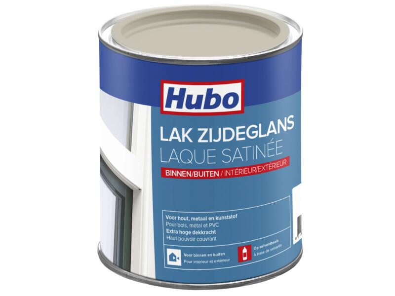 Hubo lak zijdeglans 0,75l forel