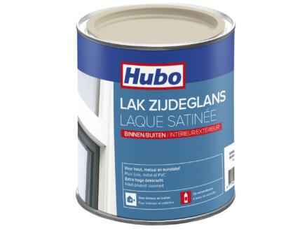Hubo lak zijdeglans 0,75l sisal beige