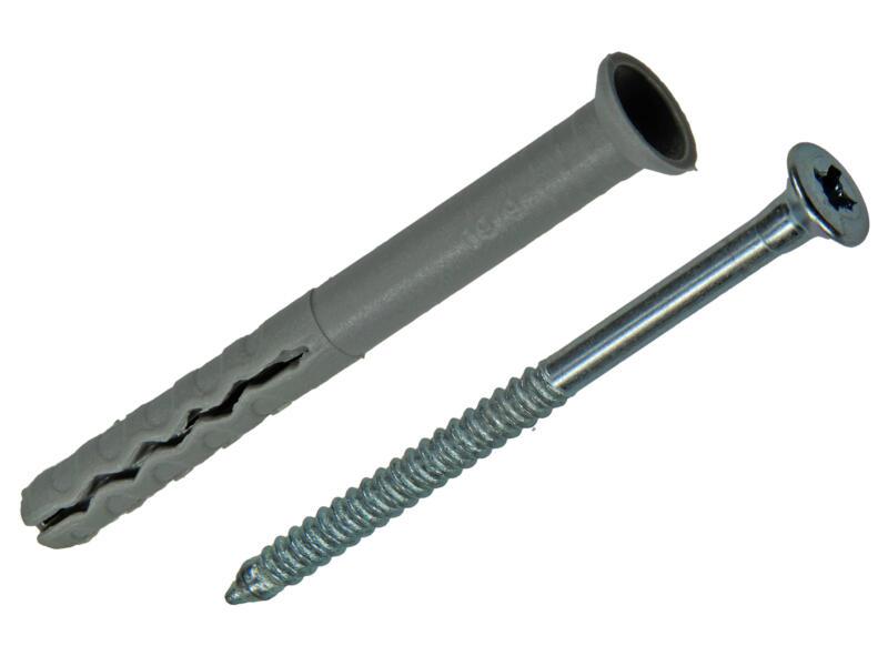Hubo nagelpluggen 6x60 mm 120 stuks