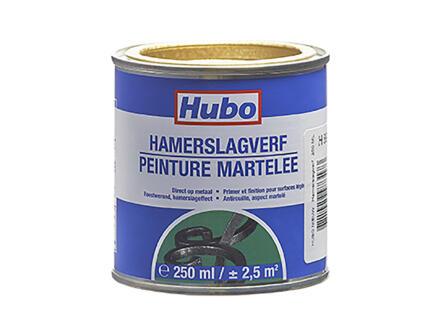 Hubo peinture martelée 0,25l or