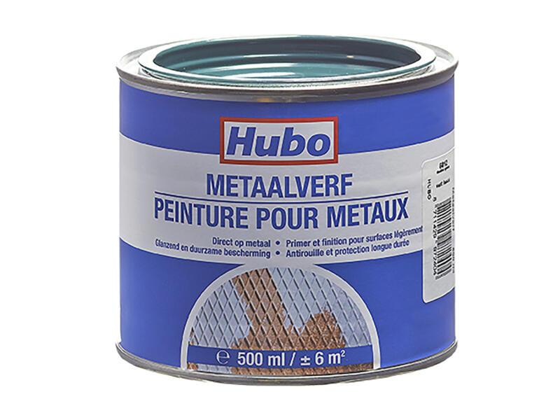 Hubo peinture métal 0,5l vert foncé