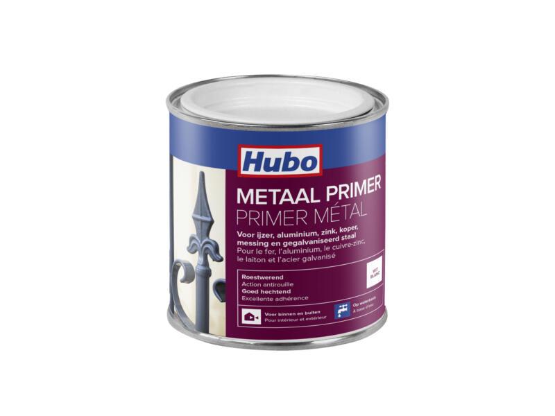 Hubo primer métal 0,25l blanc