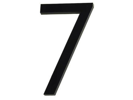 Huisnummer 7 polyester 6cm