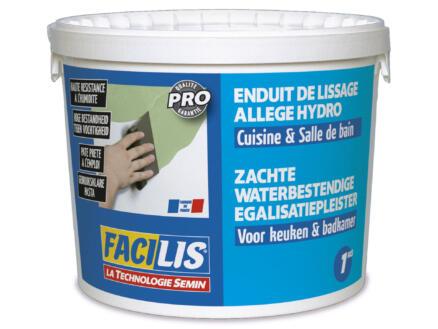 Semin Hydro Facilis egalisatiepasta waterbestendig 1kg