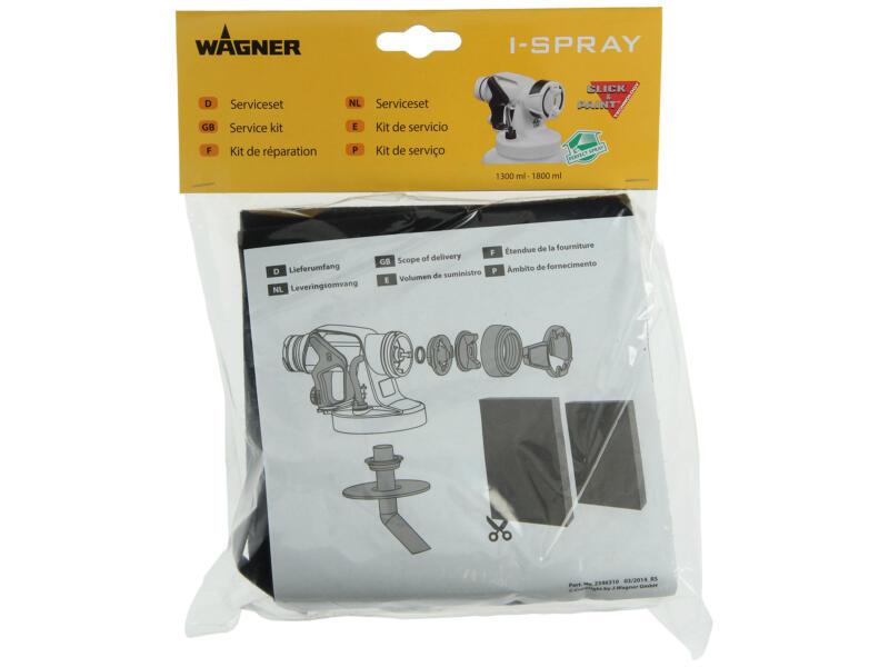 Wagner I-Spray accessoires pulvérisateur de peinture