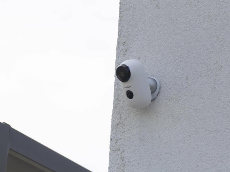 Chacon IP buitencamera wifi draadloos 120°