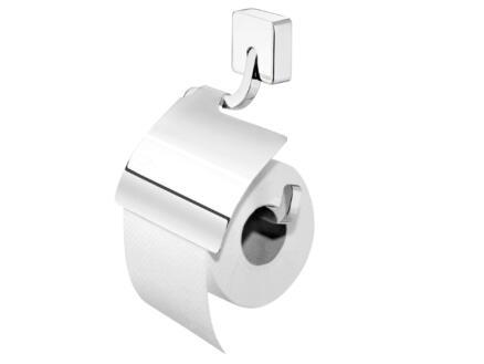 Tiger Impuls porte-papier toilette avec couvercle chrome
