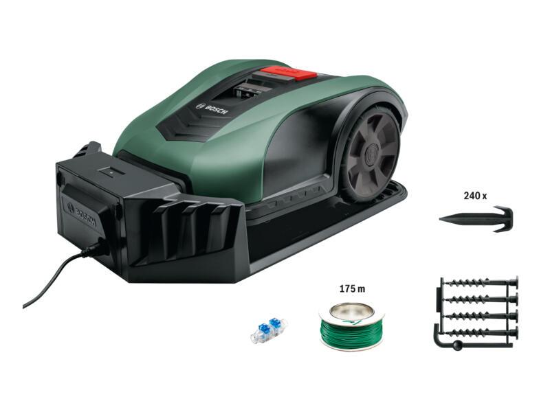 Bosch Indego M+ 700 robotmaaier 700m² + accessoires