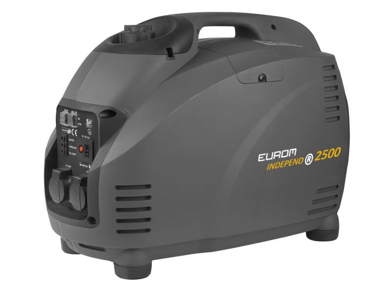 Eurom Independ 2500 generator 2500W 5,7l