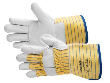Busters Industria gants de travail XL cuir jaune