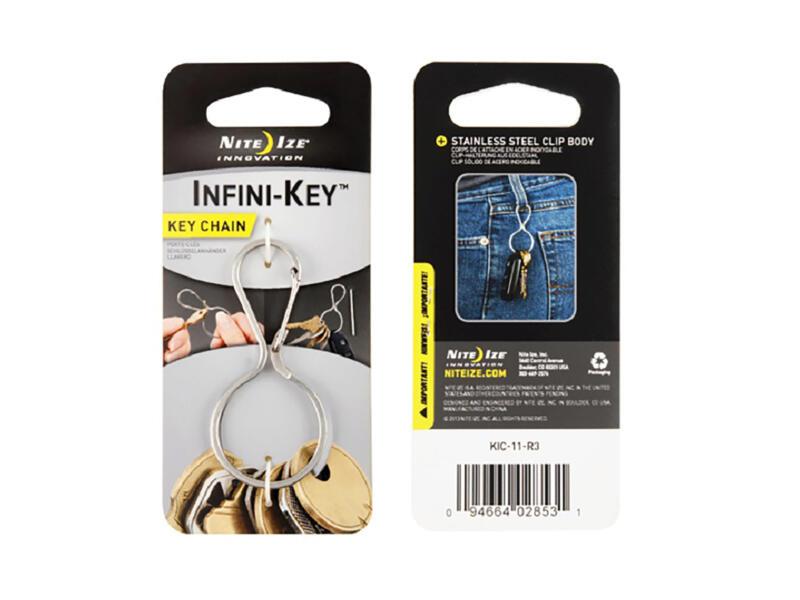 Nite Ize Infini-Key sleutelring
