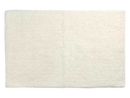 Differnz Initio tapis de bain 80x50 cm blanc cassé