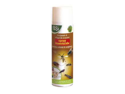 Bsi Insecticide spray tegen vliegende & kruipende insecten 500ml