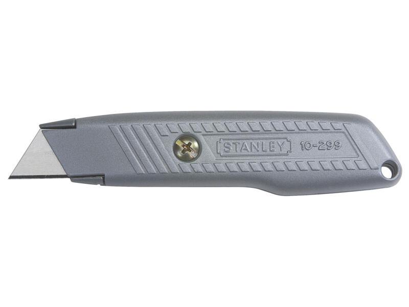 Stanley Interlock couteau professionnel laqué