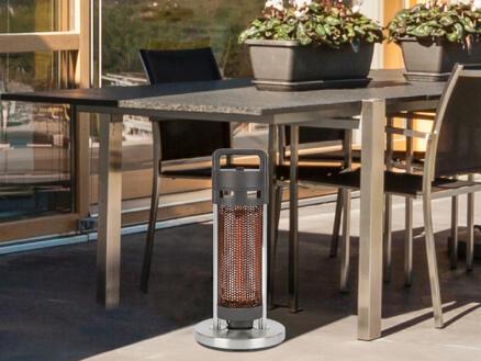 Practo Iris elektrische terrasverwarmer 700W