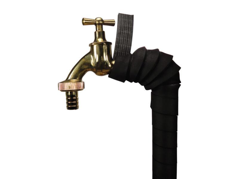 Confortex Isolatieband buizen 5m 2cm zwart