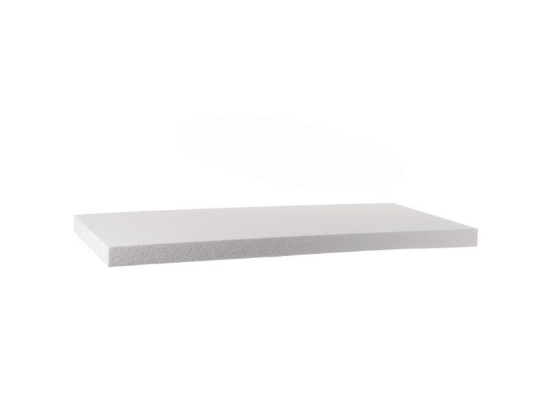 Isolatieplaat 100x50x2 cm R0,5 6m²