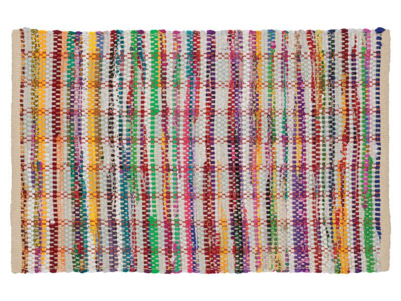 Sealskin Jaipur tapis de bain 90x60 cm multicolore