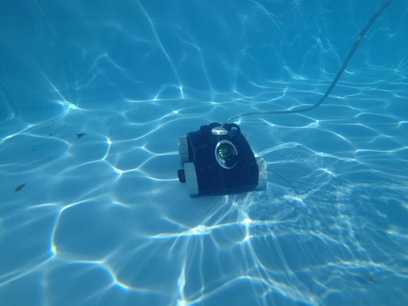Interline Jellyfish 5222 automatische zwembadrobot 40W