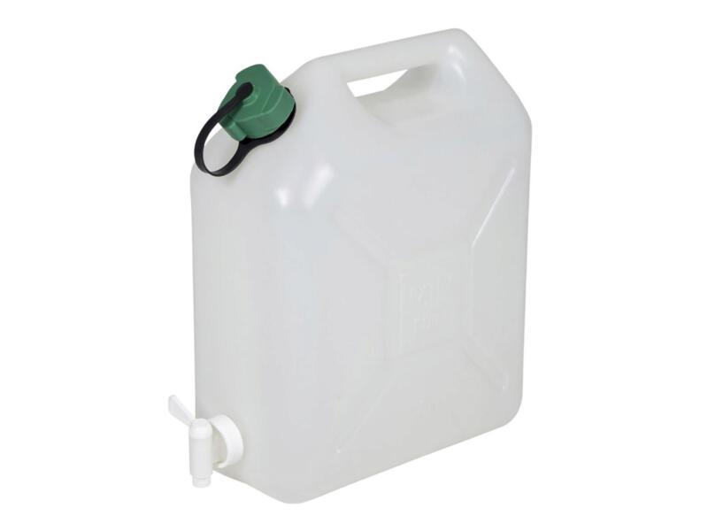 Jerrycan avec robinet 10l matière synthétique