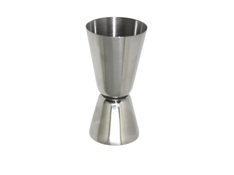 Jigger 20/40 ml inox