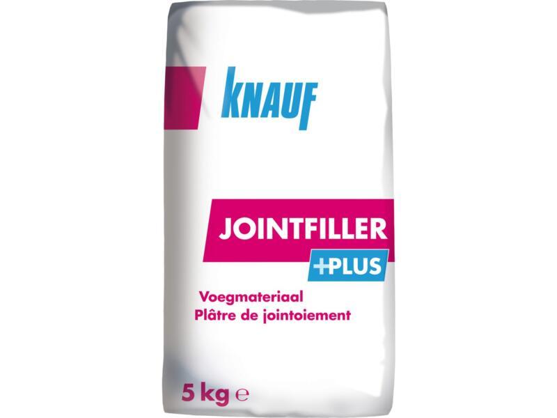 Knauf Jointfiller+ pleister voor voegen 5kg