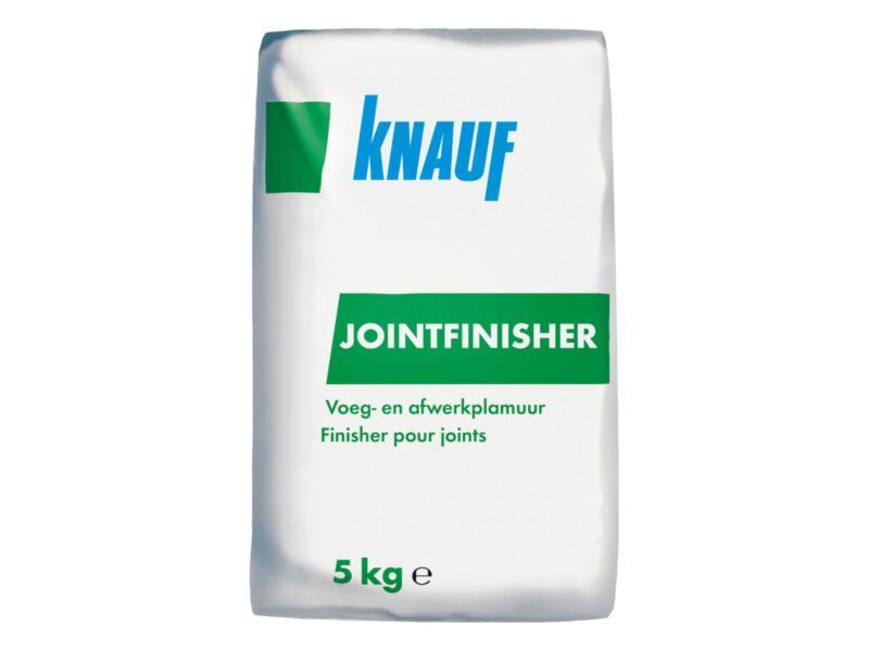 Knauf Jointfinisher pleister voor gipsplaten 5kg