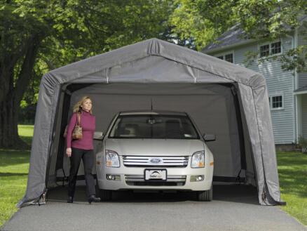 Joplin tente-garage 370x490x260 cm
